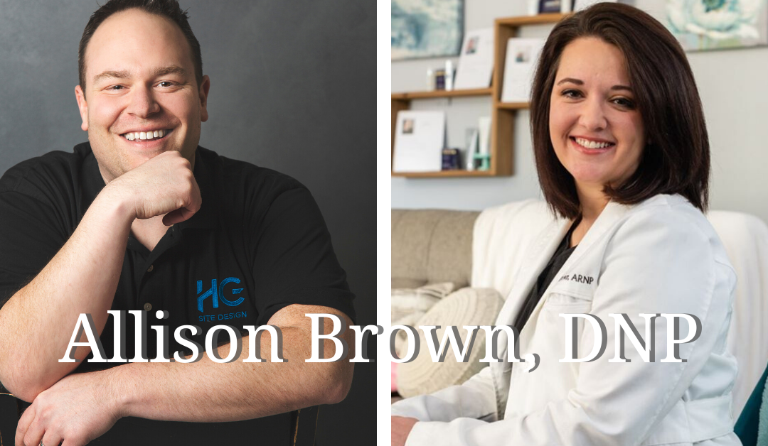 Allison Brown and Craig Staley Episode 1
