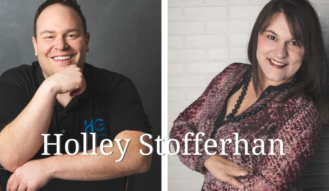 Craig Staley and Holley Stofferahn
