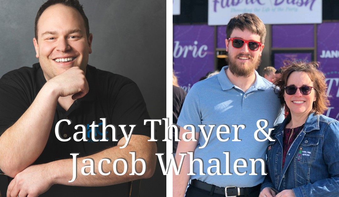Craig Staley Jacob Whalen Cathy Thayer