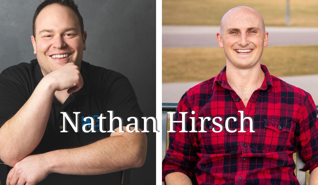 Craig Staley and Nathan Hirsch