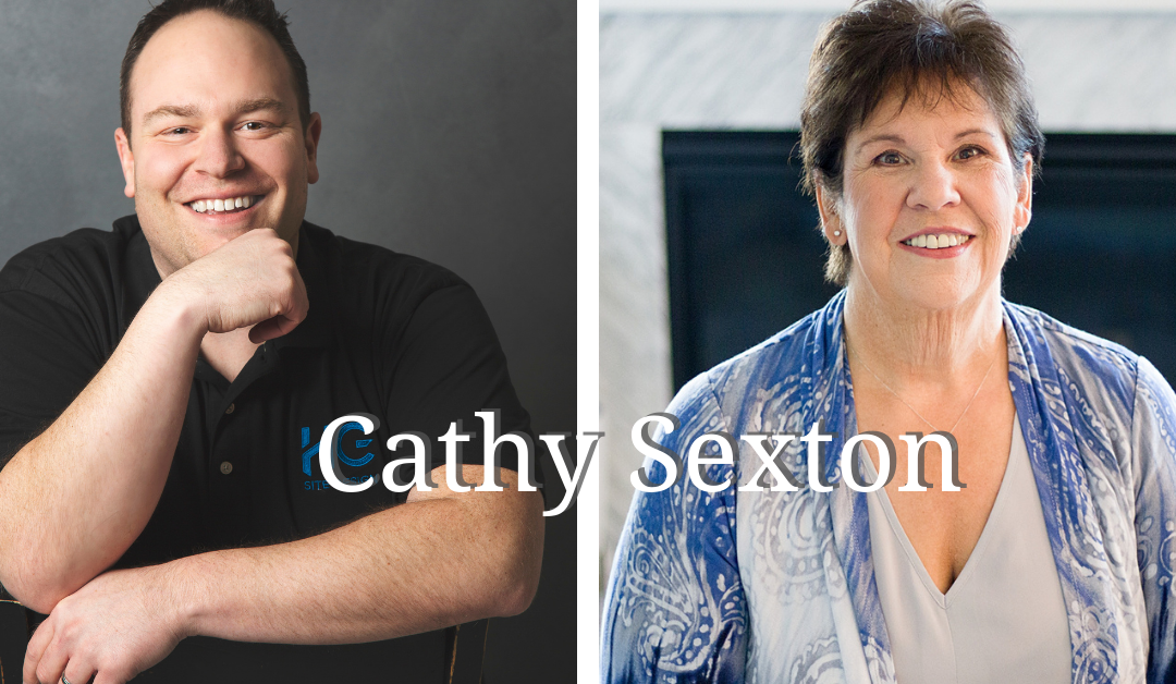 Cathy Sexton and Craig Staley