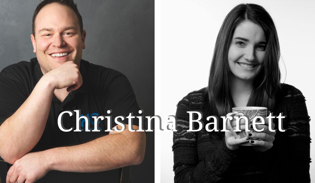 Christina Barnett and Craig Staley