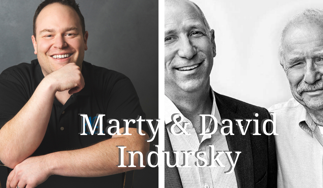 Marty, David Indursky and Craig Staley