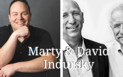 Episode 23: Handing Over Your Business To The Next Generation with Marty and David Indursky