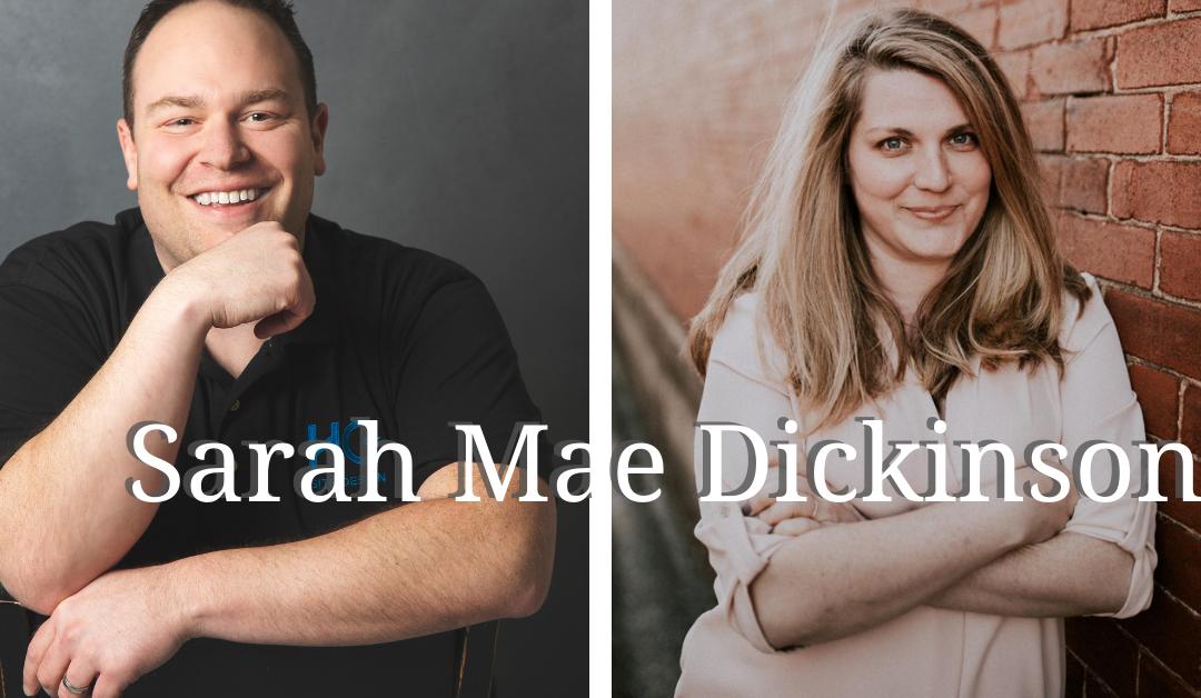 Craig Staley and Sarah Mae Dickinson