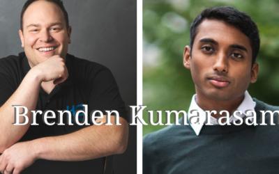 Episode 29: Public Speaking with Brenden Kumarasamy