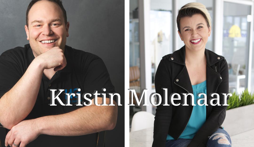 Craig Staley and Kristin Molenaar