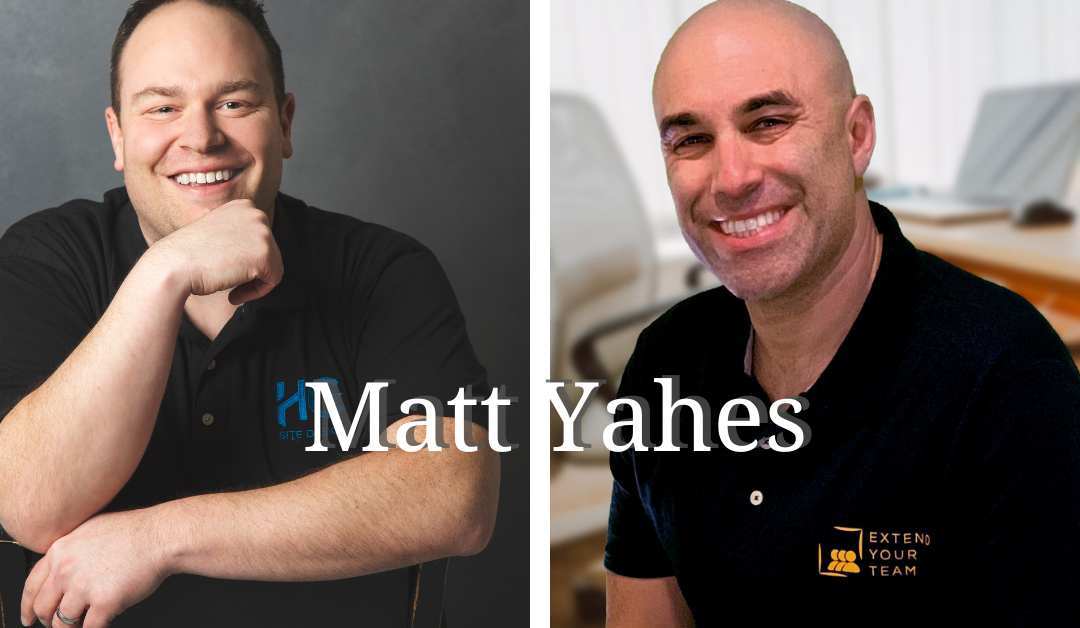 Craig Staley and Matt Yahes