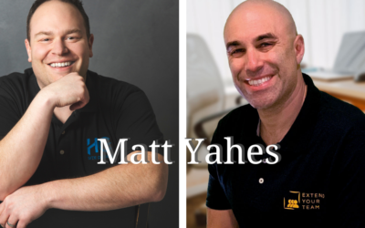 Episode 33: Work Less Hours Be More Fulfilled with Matt Yahes