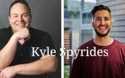 Episode 40: Deciding Your Destiny with Kyle Spyrides