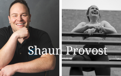 Episode 42 Taking Care of Your Health as an Entrepreneur with Shaun Provost