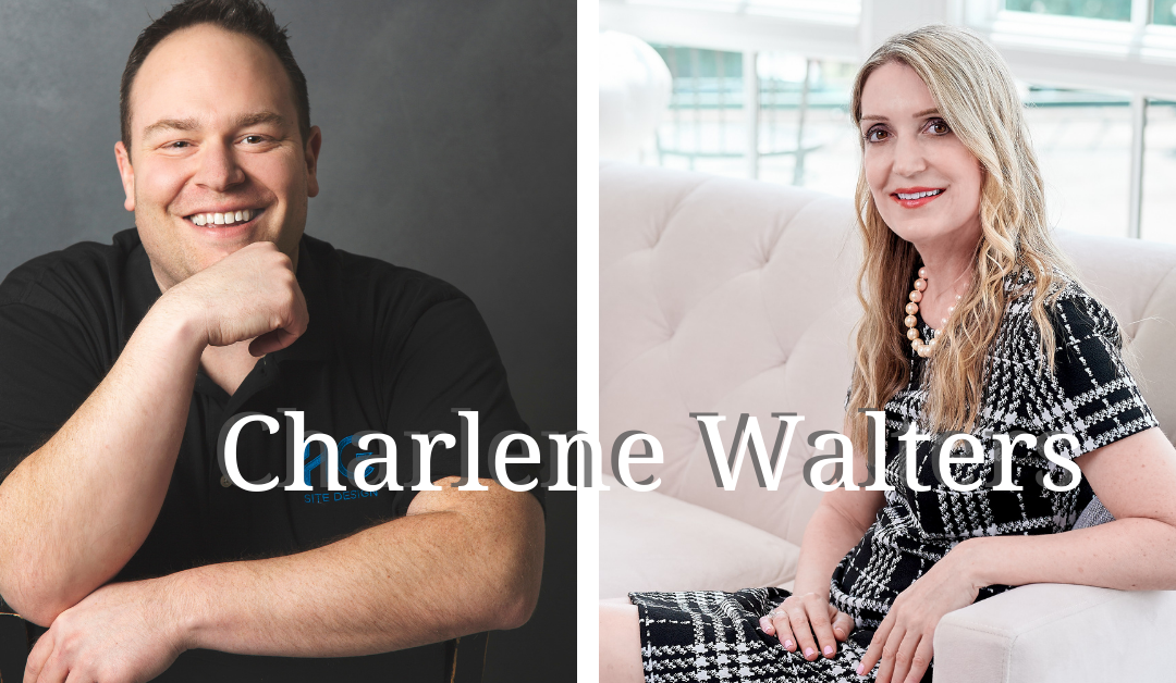 Episode 43 Launch Your Inner Entrepreneur with Charlene Walters