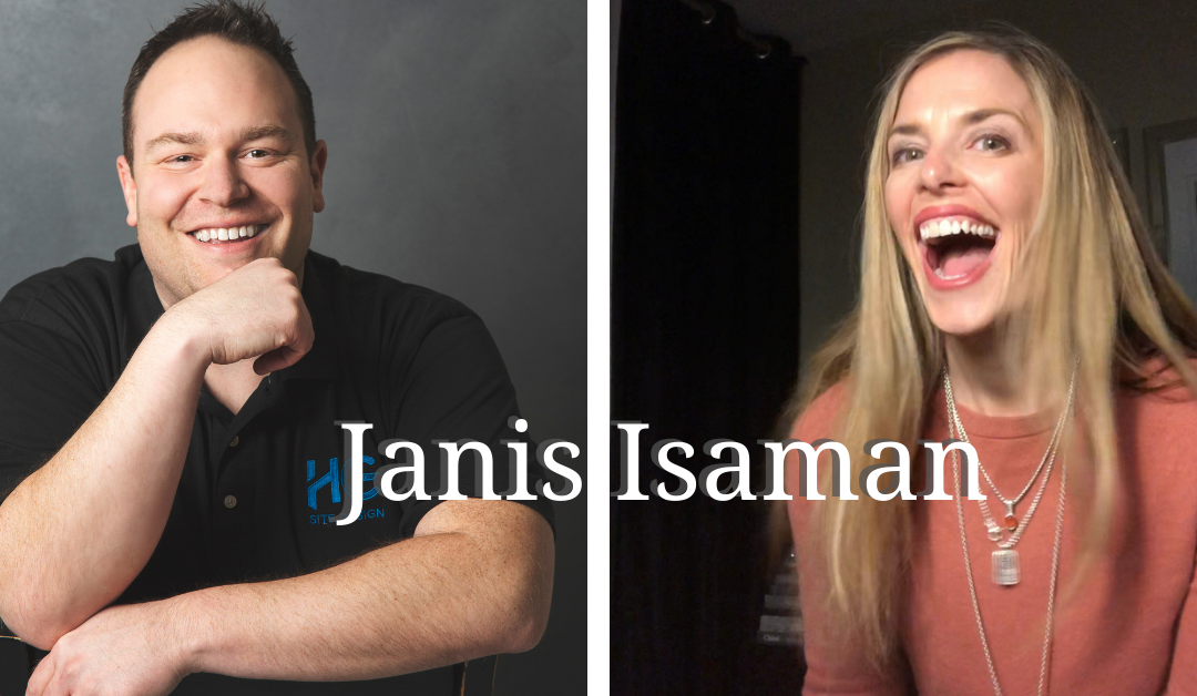 Episode 45: Relieving Your Pain with Janis Isaman