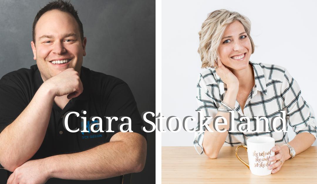 craig staley and Ciara Stockeland