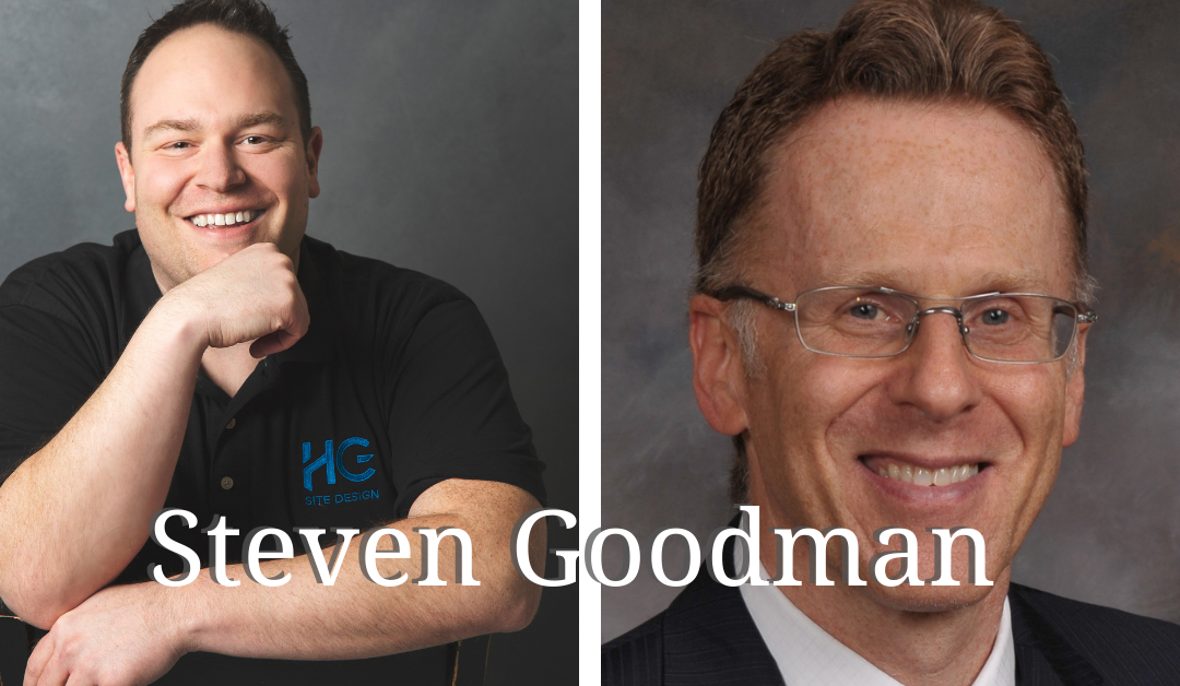 Episode 55:  Planning For The Future with Steven Goodman