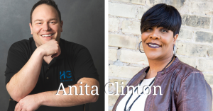"""Episode 59: Finding Your Zone of Greatness with Anita """"AC"""" Clinton"""