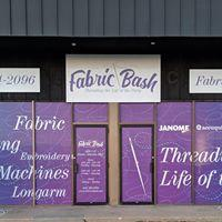Fabric Bash Store Front