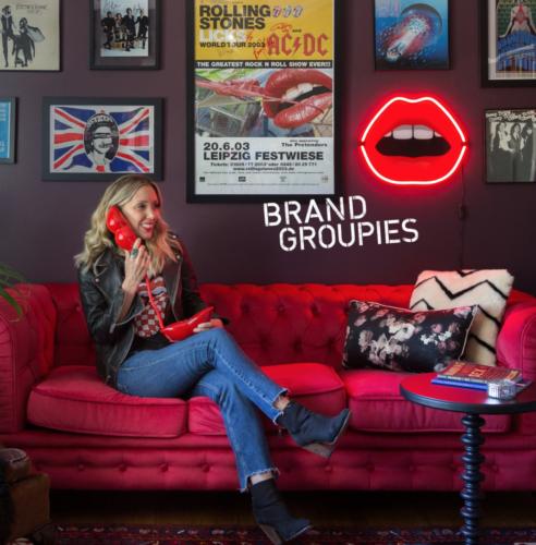 Carey Balogh Brand Groupies